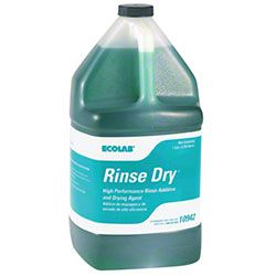 RINSE DRY 4X1 GALLON