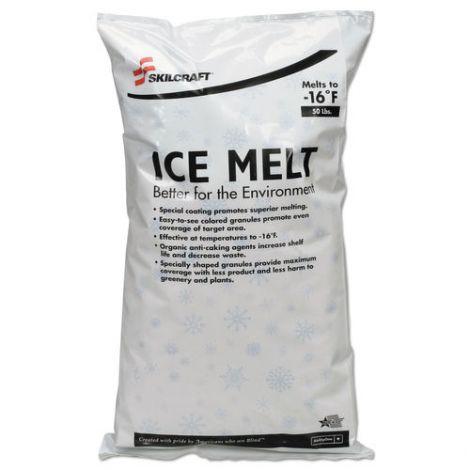 Ice Melt/De-Icer, 50 lbs.
