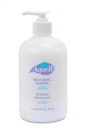 AQUELL® Moisturizing Lotion  16 fl oz Pump Bottle