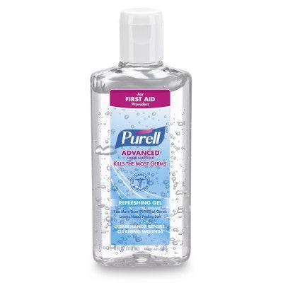 PURELL® Advanced Instant Hand Sanitizer 4 fl oz Bottle with Flip-Cap