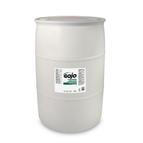 GOJO® Antimicrobial Lotion Soap  Bulk 55 Gallon Drum