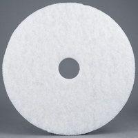"S-28 Disk Auto Scrubbers Accessories*NEW* Pad, 14"" White polish , case of 5"