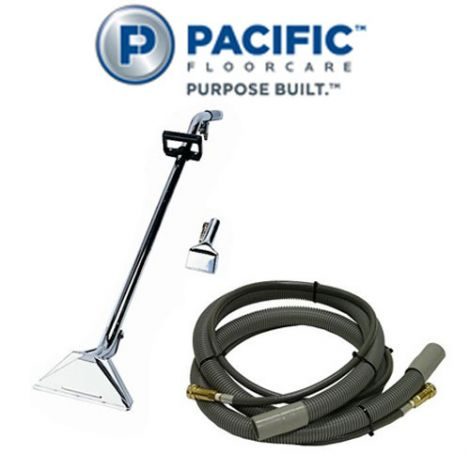 SCE-11 Extractor AccessoriesHose assembly, 15 ft vacuum