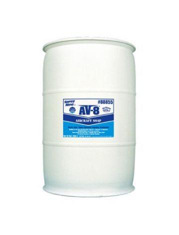 Spray Nine® AV-8 BIO-BASED AIRCRAFT SOAP 275 GL TOTE
